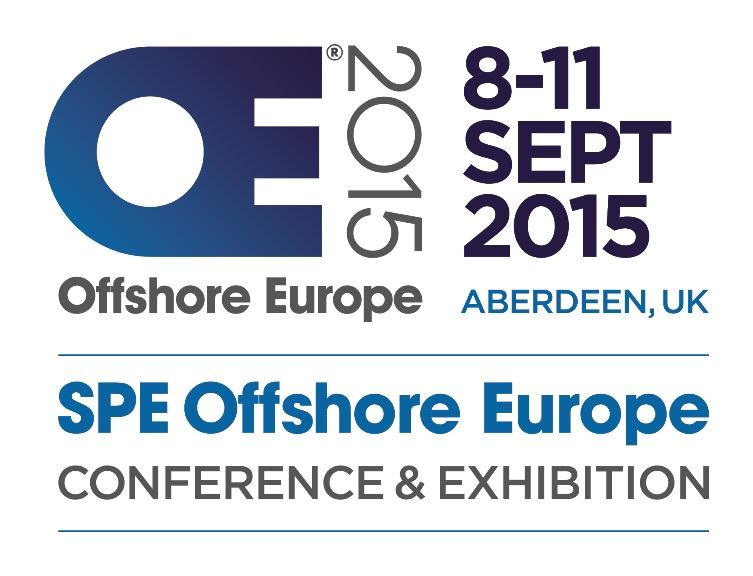 Offshore Europe, Aberdeen, Sep 2015